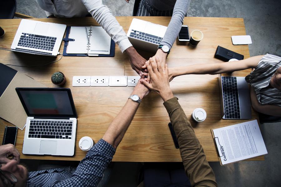 Connexion entre vos collaborateurs